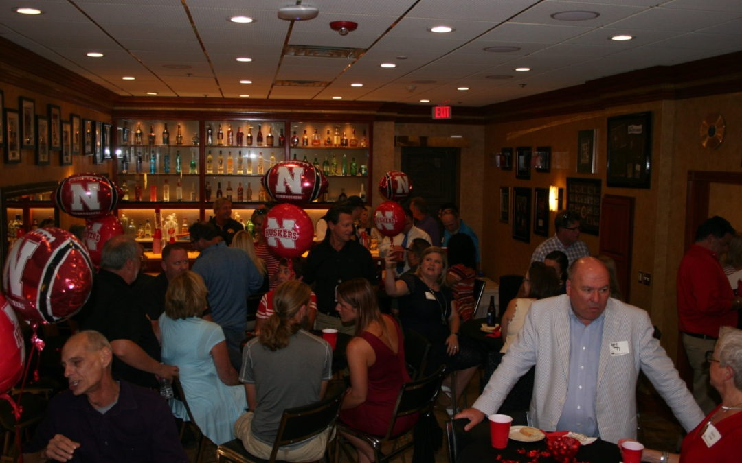 Husker Happy Hour was a Big Success!